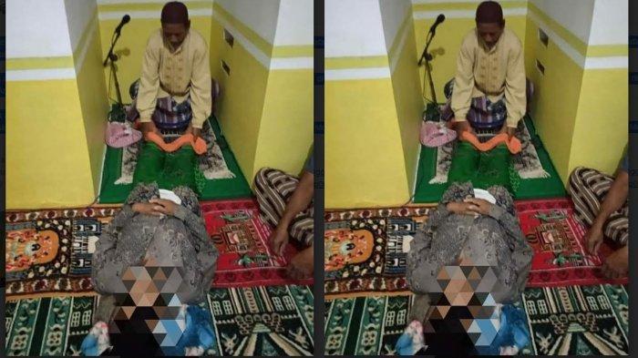 Sosok Khadisi, Anggota Banser Jombang yang Meninggal Saat Jadi Imam Salat Witir