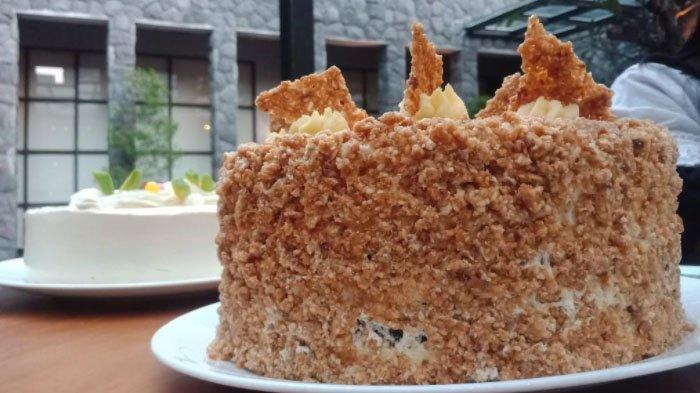 Celebrity Chef Indonesia, Chandra Yudasswara Sulap Jajanan Tradisional Indonesia Jadi Cake