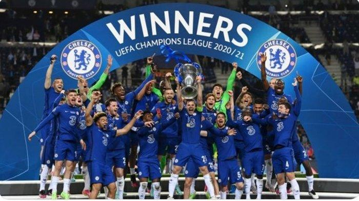 Chelsea Juara Liga Champions Kalahkan Manchester City, Ada 5 Dejavu Mirip Musim 2012