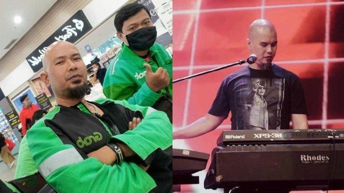 Sosok Choky si Driver Ojol Viral, Wajah Mirip Ahmad Dhani, Ungkap Keinginan Nyanyi Bareng Musisi