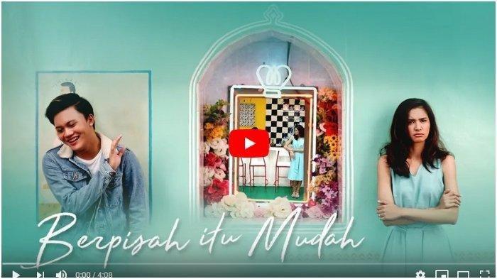 Lirik Lagu Berpisah Itu Mudah - Rizky Febian Feat Mikha Tambayong, Lengkap dengan Chord Gitar