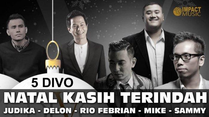 Kumpulan Lagu Natal Indonesia Terpopuler Sepanjang Masa: Ada Malam Kudus dan Natal Kasih Terindah