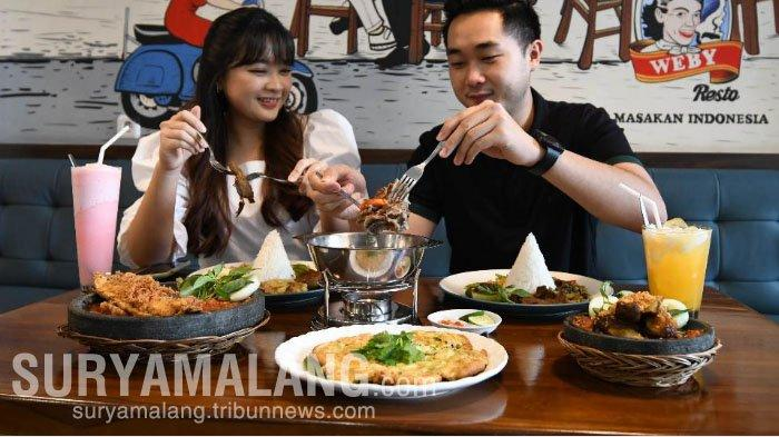 Kisah di Balik Restoran Weby Surabaya, Bermula dari Bisnis Kuliner di Garasi Depan Rumah