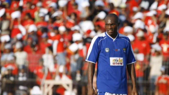Mengenal Christian Bekamenga, Pemain Timnas Kamerun yang Pernah Besar & Sakit Hati di Persib Bandung