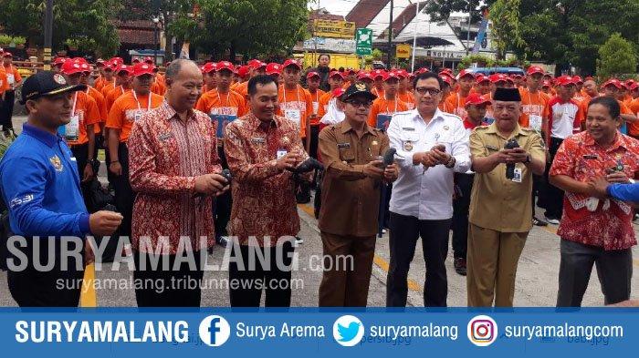 SMK PGRI 3 Kota Malang Bangun Teaching Factory