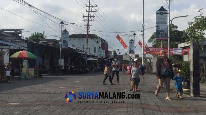 Perwali New Normal Kota Blitar Diterapkan, Melanggar Kena Sanksi Bersihkan Fasum Hingga Push Up