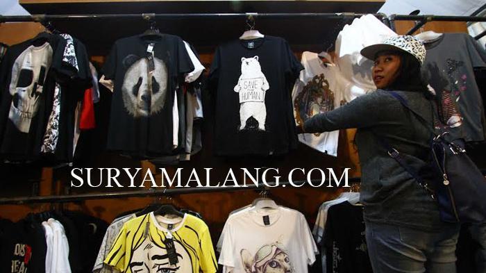 Awalnya Industri Clothing di Kota Malang Hanya Ada Tiga