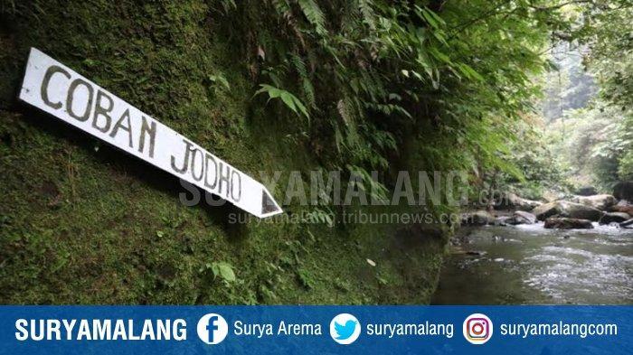 Cerita Penemuan Coban Jodho di Jabung, Kabupaten Malang, Ada Kisah Asmara dan Uang Rp 12.000