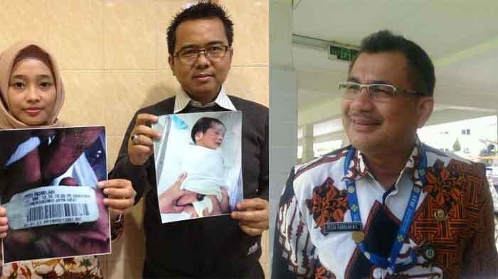Update Bayi Tertukar di Surabaya, Rumah Sakit Ngotot Tak Lakukan Kesalahan, Sampai Ada Tes DNA