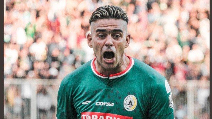 Mantan Arema FC Cristian Gonzales Antar PSS Sleman ke Liga 1 2019, Buktikan Ketajaman