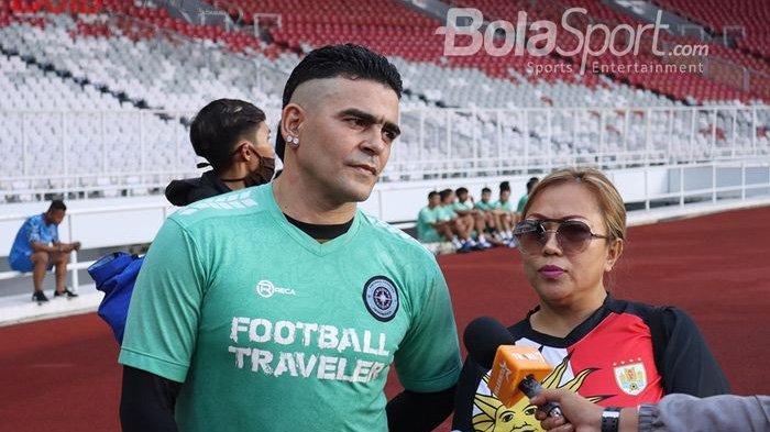 Cristian Gonzales Kian Dekat Raffi Ahmad