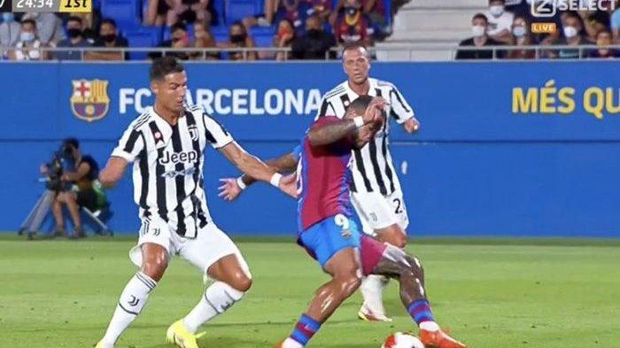 Barcelona Bantai Juventus di Trofeo Joan Gamper Meski Gagal Temukan Cristiano Ronaldo -Lionel Messi