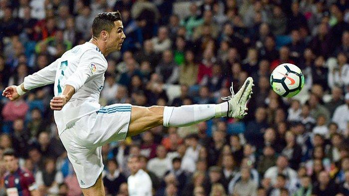 VIDEO - Belum Ditendang Bola Sudah Bergerak, Gol Penalti Cristiano Ronaldo Lewat 2 Sentuhan?