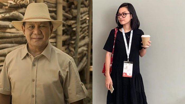 Cucu Bung Hatta Tantang Prabowo yang Akan Kejar Koruptor Sampai Antartika, Singgung Soal Mertua