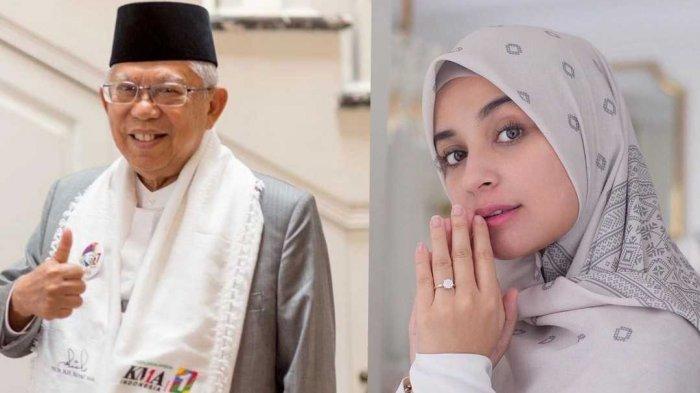 Cucu Wakil Presiden Ma'ruf Amin Ternyata Aktor Terkenal, Mantan Pacar Shireen Sungkar, Ini Potretnya