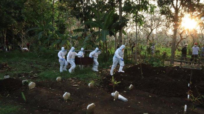 Jawa Timur Tertinggi Kasus Kematian Akibat Covid-19 pada 25 Juli, Disusul Jateng dan DKI Jakarta