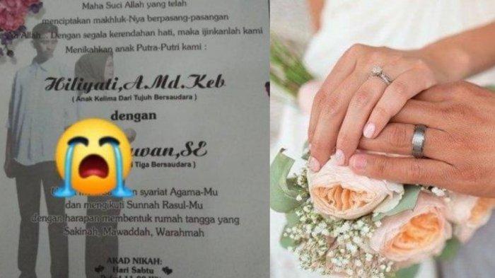 Curhat Pengantin Pria Usai Calon Istri Tewas Saat Sebar Undangan, Suami Pasrah Hanya Ucap Doa Ini