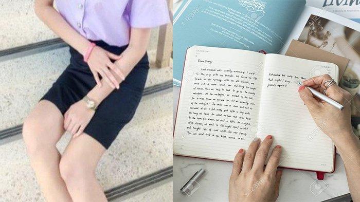 Curhat Cewek SMP di Buku Harian Ungkap Dosa Ayah Tiri Selama 4 Tahun, Ibu Kandung Tak Kuasa Menolong