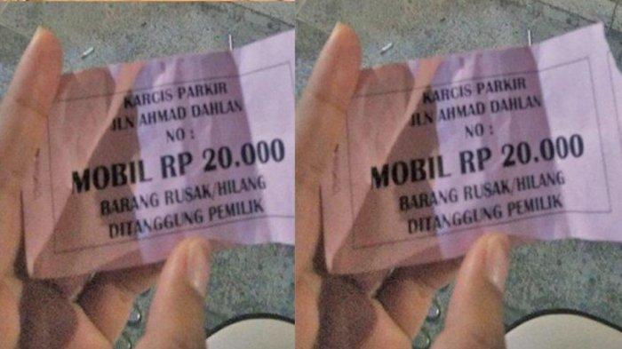 Heboh Tarif Parkir di Malioboro Naik 10 Kali Lipat Jadi Rp 20 Ribu, Ini Tanggapan Dishub Yogyakarta