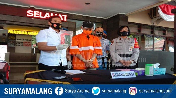 HP Milik Tamu Guest House Hilang, Pegawai House Keeping Ditangkap Reskrim Polresta Malang Kota