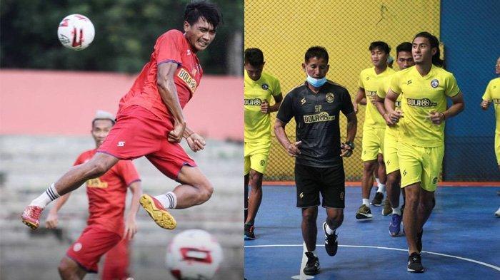 Berita Arema Populer Senin 29 Maret 2021: Posisi Pemain Dirombak & Laga Penentu Lawan PSIS Semarang