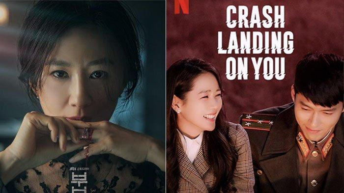 Daftar Drama Korea 2020 Paling Viral di Indonesia: The World of The Married & Crash Landing on You