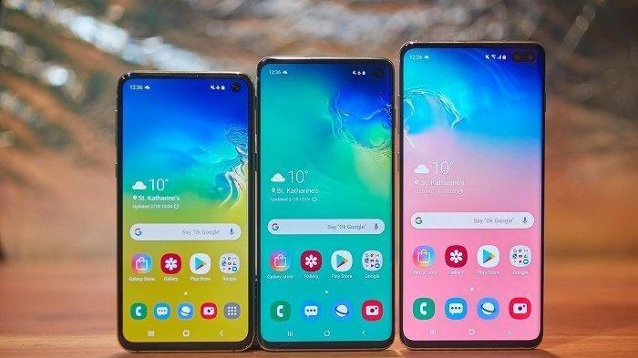 Daftar Harga HP Samsung Terbaru Januari 2020, Mulai dari 1 Jutaan Sampai 30 Jutaan