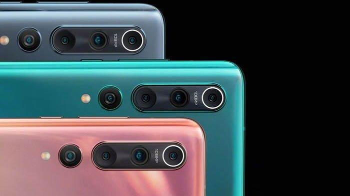 Daftar Harga HP Xiaomi Terbaru Maret 2020, Lengkap Dengan Spesifikasi Mi 10 Pro, Mulai 1 Jutaan
