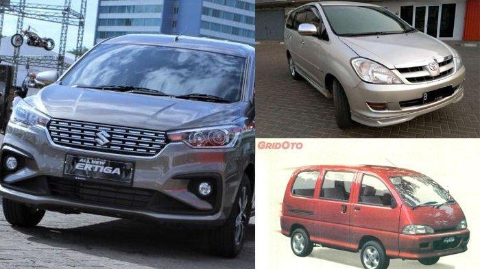 Daftar Harga Mobil Bekas Mulai Rp 30 Jutaan di Malang dan Surabaya, Ada Espass, Ertiga dan Innova