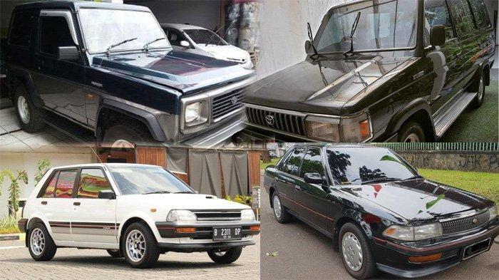 6 Harga Mobil Bekas Rp 30 Jutaan Mulai Kijang Grand Extra dan Daihatsu Feroza, Layak Diperhitungkan