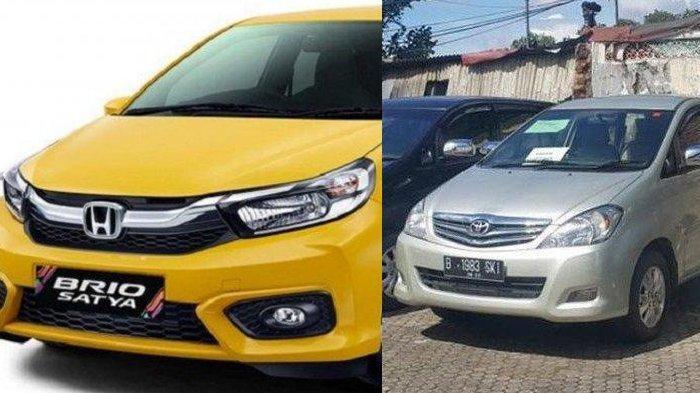 Daftar Harga Mobil Bekas Surabaya dan Malang Hari Ini, Ada Avanza, Innova, Xenia hingga Brio