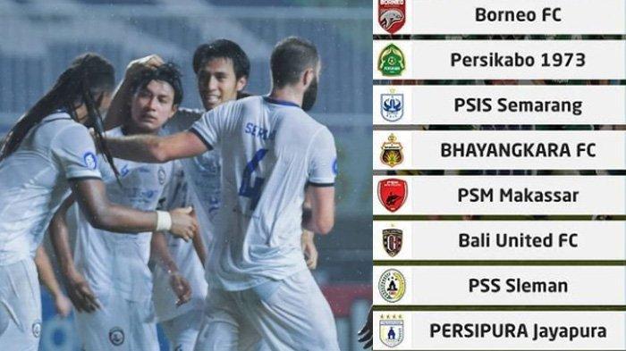 Klasemen dan Jadwal Arema FC Pekan Ini Melawan PSIS Semarang, Beban Singo Edan Semakin Berat