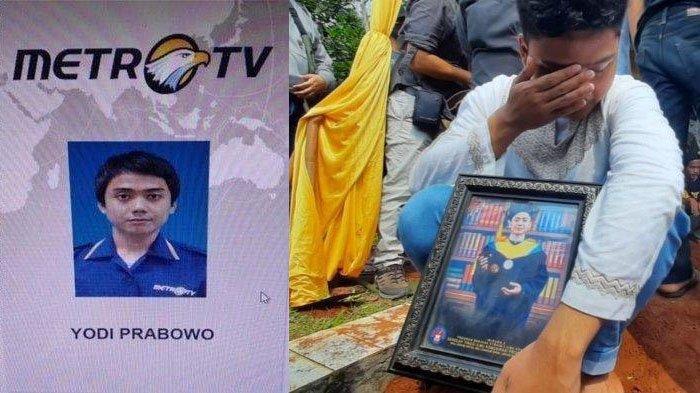 Yodi Prabowo Diduga Bunuh Diri, Suicidiolog Ungkap Beban yang Dipikul Editor Metro TV Sebelum Wafat