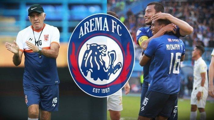 Daftar Pelatih Arema FC untuk Liga 1 2020, Mulai Head Coach Hingga Pelatih Fisik dan Kiper