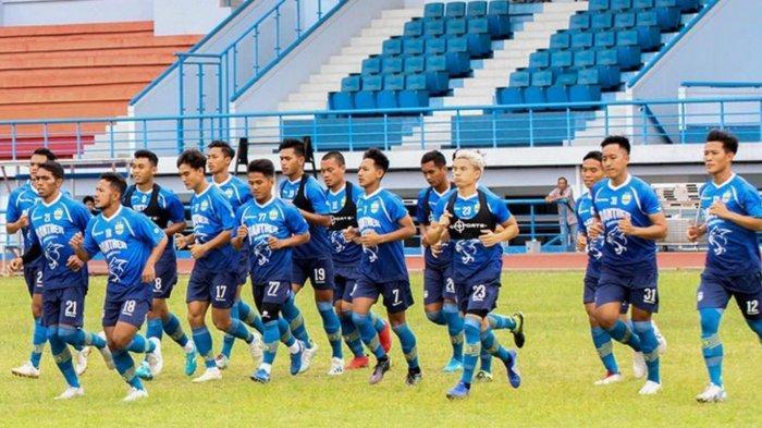 Daftar pemain Persib Bandung di Piala Menpora 2021
