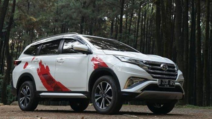 Daftar Harga Mobil Baru Daihatsu Terios, Xenia, Grand Max dan Luxio di Jatim Turun, PPnBM 0 Persen