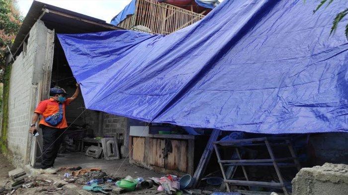 Dampak Gempa Bumi di Kota Blitar, Nilai Kerugian dari Kerusakan Bangunan Ditaksir Capai Rp 235 Juta