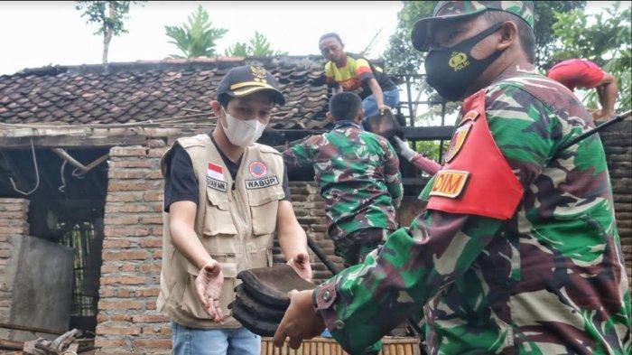 Dampak Gempa Bumi Malang di Trenggalek, 63 Bangunan Pemerintah dan Rumah Warga Rusak