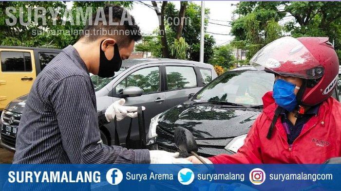 Sehari Sebelum PPKM, Ini Pesan Perhimpunan Driver Online di Surabaya