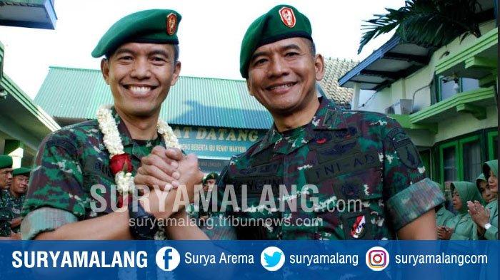 Korem 083 Baladhika Jaya Malang Berganti Pimpinan, Ini Komandan Baru