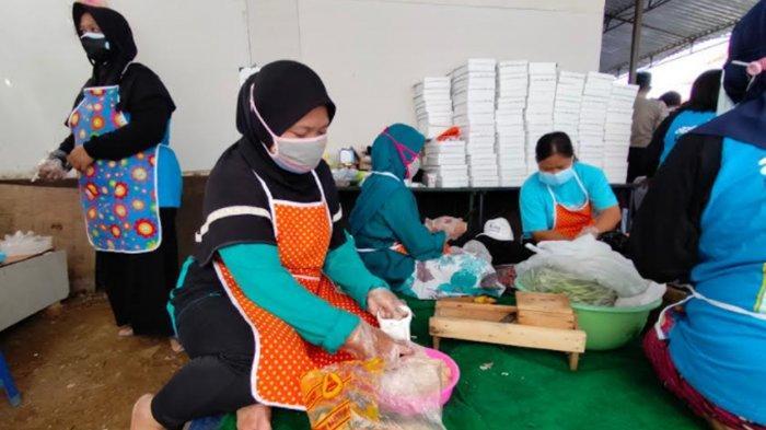 Wali Kota Malang Sutiaji Apresiasi Kepedulian Warga Gadang Bangun Dapur Umum bagi Isoman