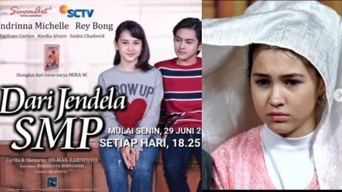 Sinopsis Dari Jendela SMP Episode 8 di SCTV, Sabtu 4 Juli 2020 Jam 6 Sore: Wulan Resah dan Bingung