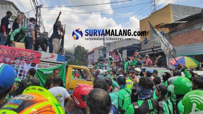 Ini Tuntutan Driver Online se-Jatim yang akan Gelar Aksi di Surabaya Besok