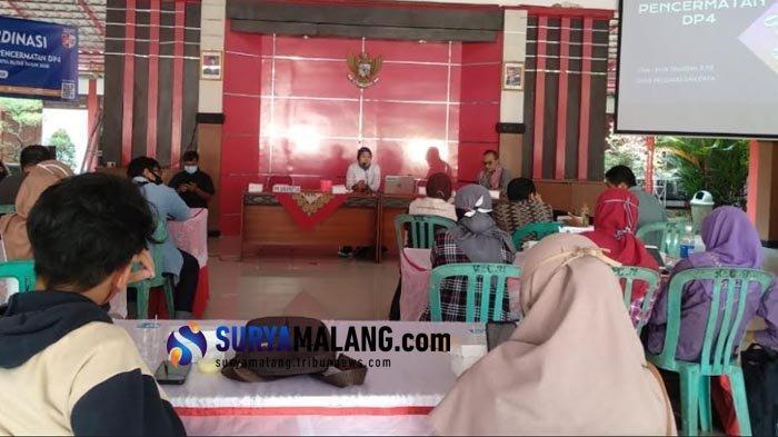 Dampak Corona, KPU Sebut Data Pemilih Pemula Pilwali Blitar 2020 Tambah 543 Orang