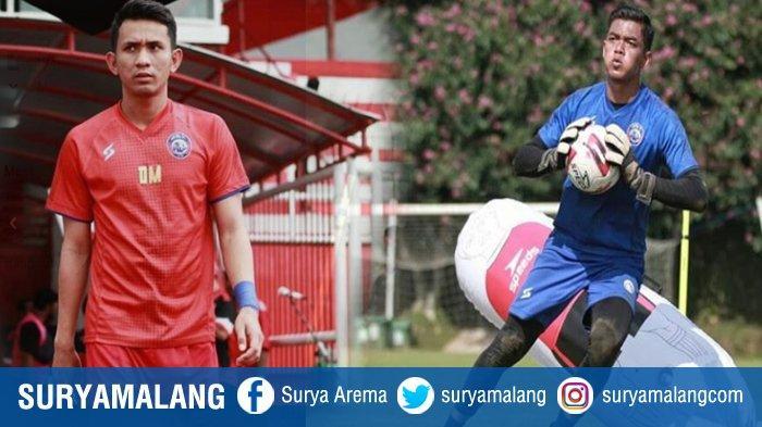 Pemain Arema FC Bicara Soal Soal Rekontrak : Mau Tidak Mau ya Harus Tanda Tangan