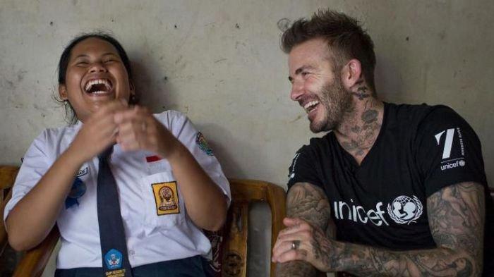 Skor Swedia Vs Inggris 0-2, Lihat Jawaban Ibrahimovic Kalah Taruhan dari David Beckham