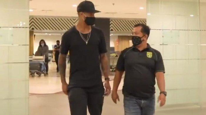 David da Silva Sudah Tiba di Surabaya, Persebaya Genapi Kembali Semua Pemain Asingnya