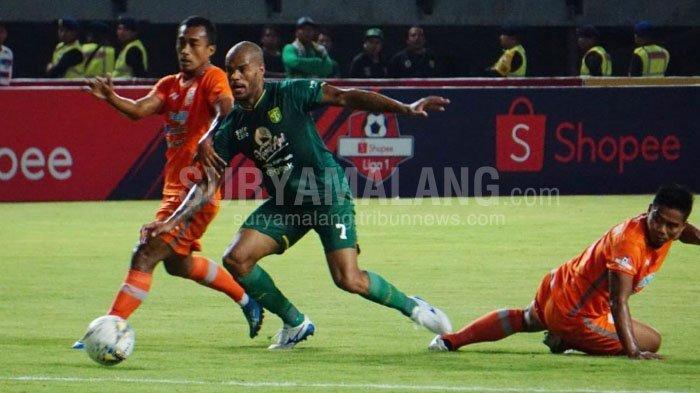 Hasil Skor Persebaya Vs Borneo FC Adalah 0-0, Bajul Ijo Kembali Gagal Menang di Kandang