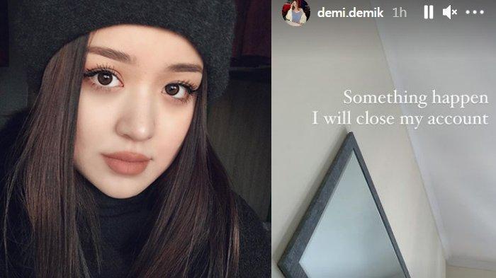Dayana Segera Tutup Akun Instagram Buntut Follower Tinggal 1,4 Juta, Fiki Naki Minta Stop Pembullyan