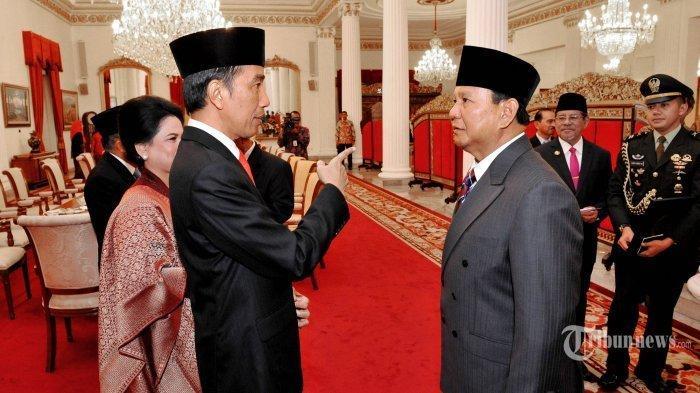 Debat Pilpres 2019, Inilah Pembagian Tugas Antara Jokowi & Ma'ruf Amin saat Melawan Prabowo & Sandi